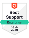 Service Desk - Best Support - Enterprise - Fall 2020